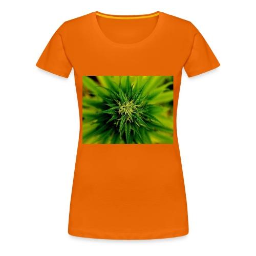 super weed - Koszulka damska Premium