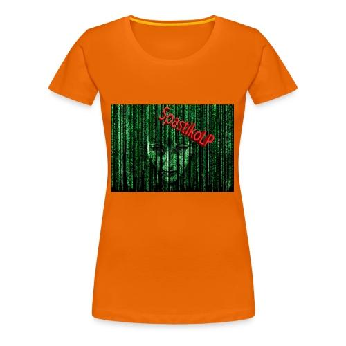 SpastikoLP - Frauen Premium T-Shirt
