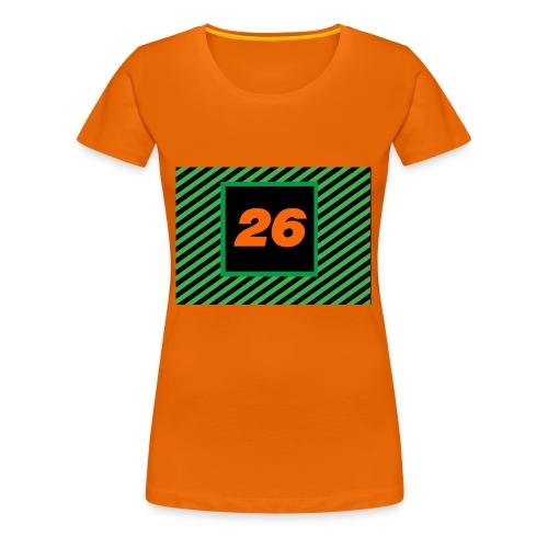 26Games Shirt - Vrouwen Premium T-shirt