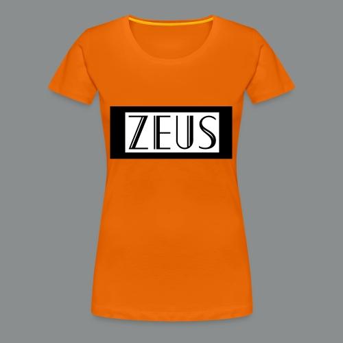 ZEUS - Vrouwen Premium T-shirt