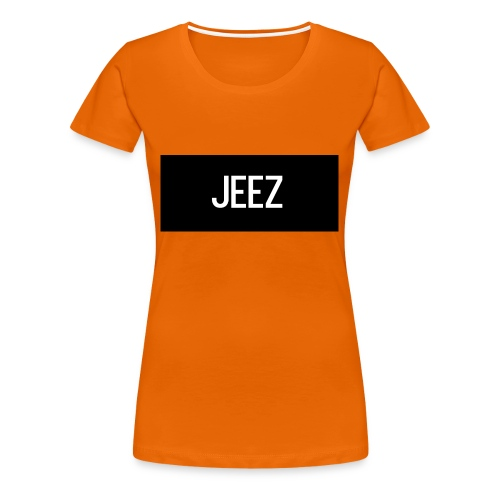 jeezclothing - Women's Premium T-Shirt