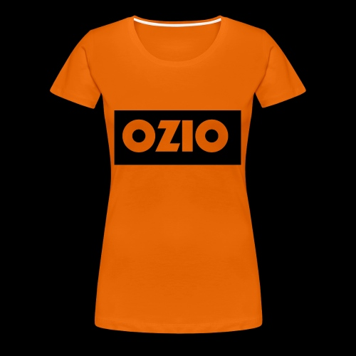 Ozio's Products - Women's Premium T-Shirt