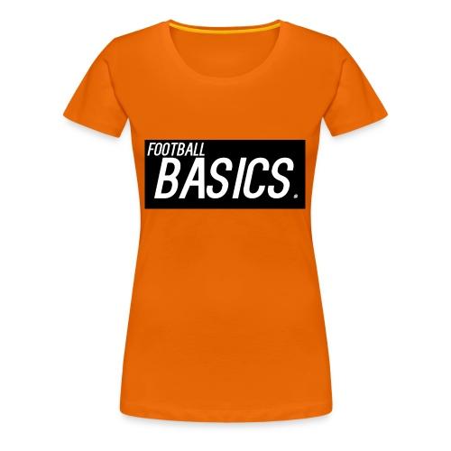 BLACK_AND_WHITE - Women's Premium T-Shirt