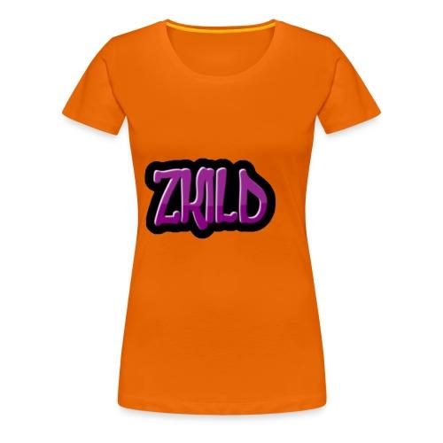 ZKILD - Women's Premium T-Shirt