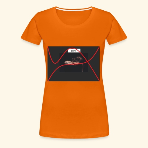 sperat rat shirt - Vrouwen Premium T-shirt