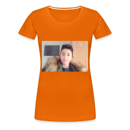 Vergil xD - Frauen Premium T-Shirt