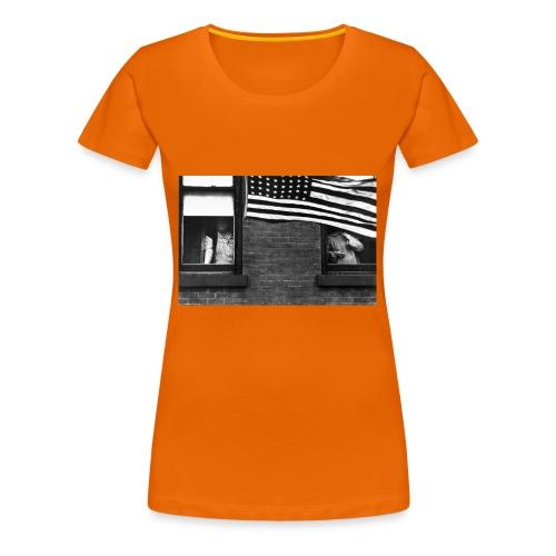 ROBERT FRANK - Maglietta Premium da donna