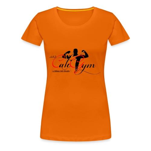 Cali Gym - Maglietta Premium da donna