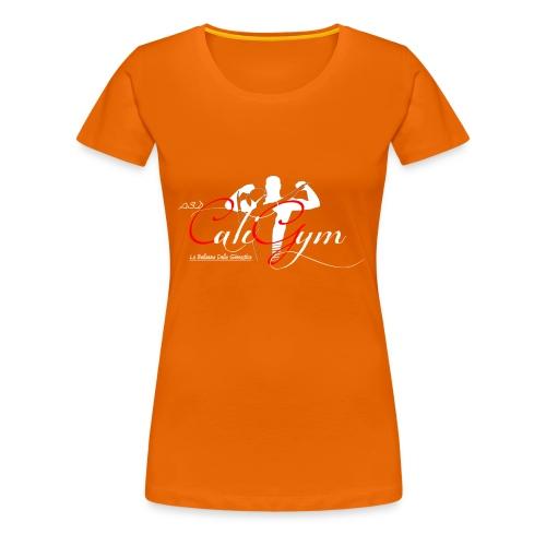 Cali Gym_2 - Maglietta Premium da donna
