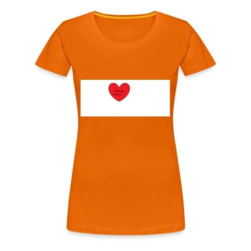 make up bro - Frauen Premium T-Shirt