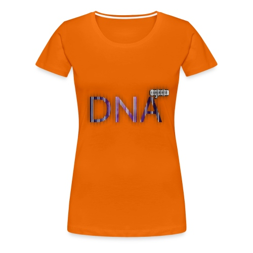 BTS DNA - Women's Premium T-Shirt