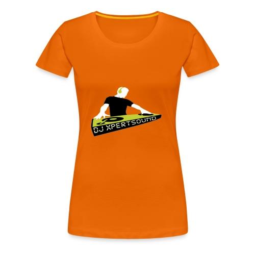 Dj XpertSound - T-shirt Premium Femme