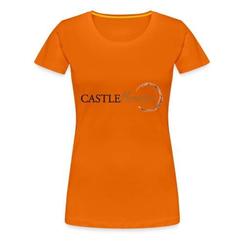 Castle Memories - Maglietta Premium da donna