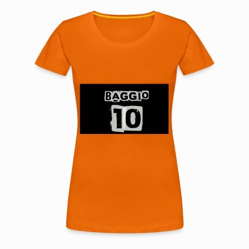 Baggio Mug - Women's Premium T-Shirt
