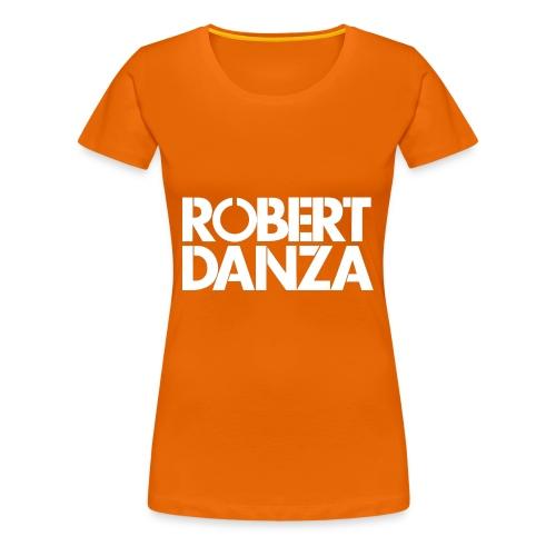 Robert Danza T-shirt - Vrouwen Premium T-shirt