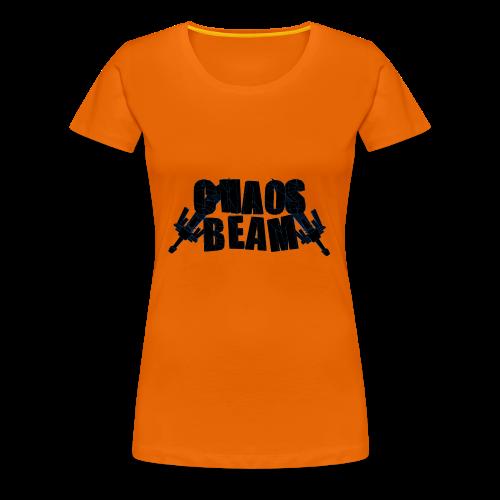 Chaos Beam - Frauen Premium T-Shirt