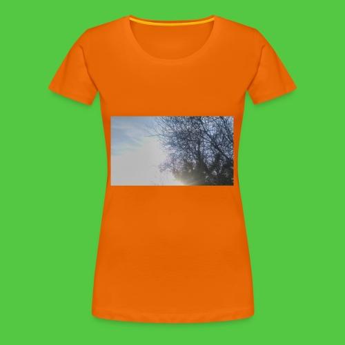 Et sa continu - T-shirt Premium Femme