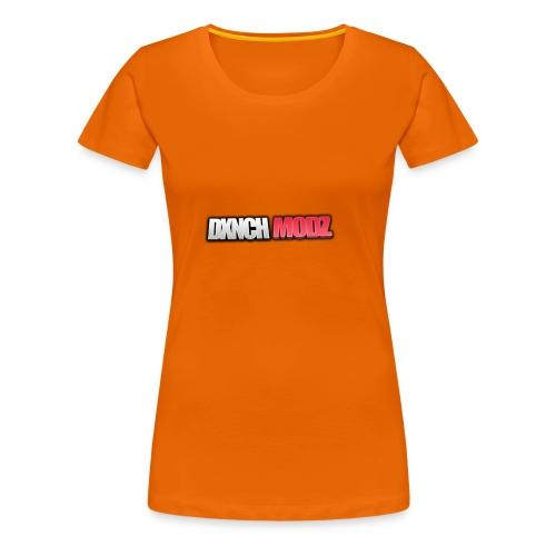 DXNCH LOGO DESIGN - Women's Premium T-Shirt