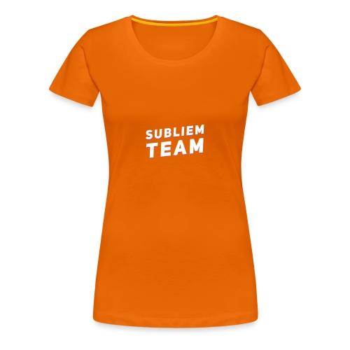 Pet | Zeer sappig! - Vrouwen Premium T-shirt
