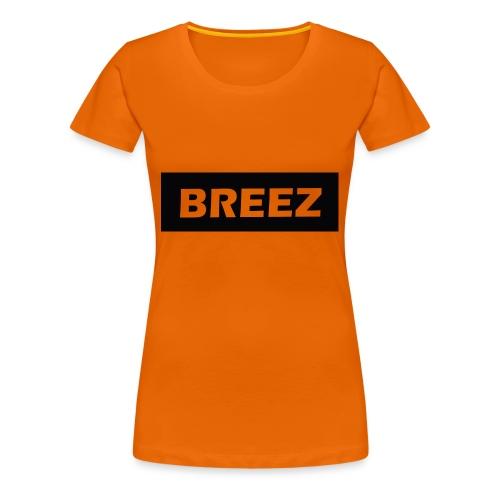 Breez Identity II - Dame premium T-shirt