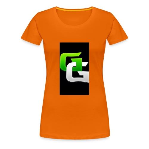 GG Pulver - Frauen Premium T-Shirt