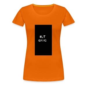 Joel - Women's Premium T-Shirt
