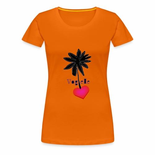 Vog elle love1 - T-shirt Premium Femme