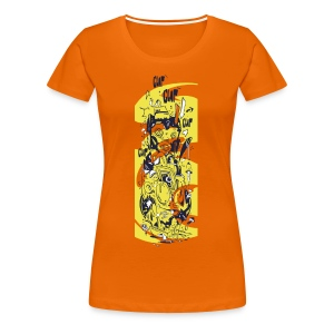 Jolly Chimp - Frauen Premium T-Shirt