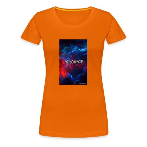 CuzimMerch - Frauen Premium T-Shirt