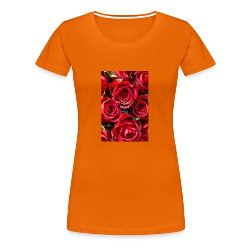Do you love ME ?! - Frauen Premium T-Shirt
