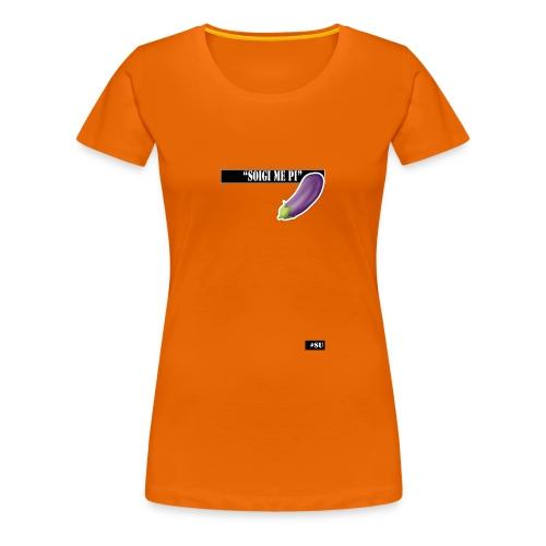 zuig_me_pie - Vrouwen Premium T-shirt