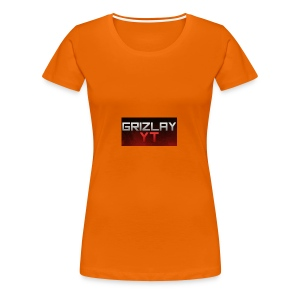 grizlay_67_ytb - T-shirt Premium Femme