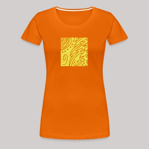SO S1D1 - Vrouwen Premium T-shirt