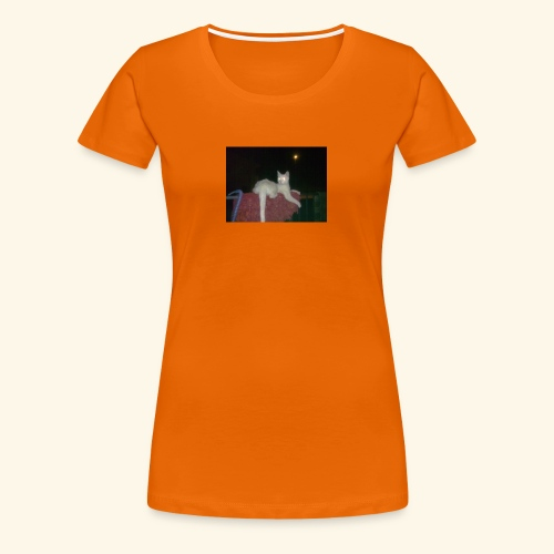 SPECIAL EDITION Demon Cat DESIGN - Women's Premium T-Shirt