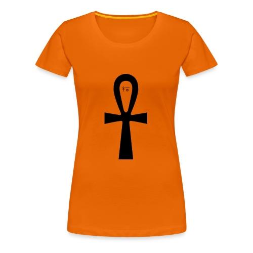 Anch - Symbol für (ewiges) Leben - Frauen Premium T-Shirt