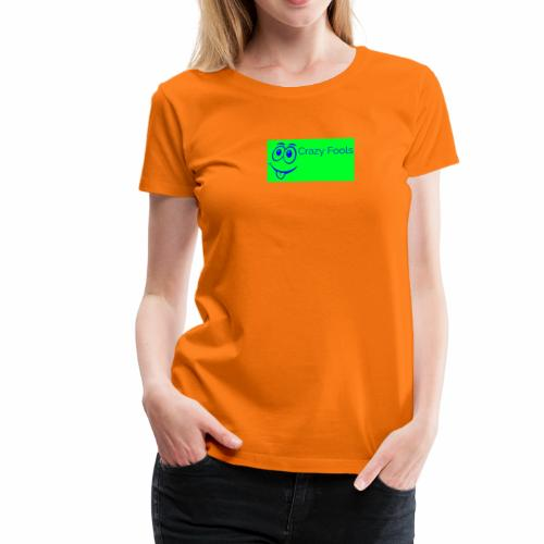 CRAZY DRESS  - Camiseta premium mujer