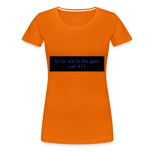 swole3 - Premium-T-shirt dam