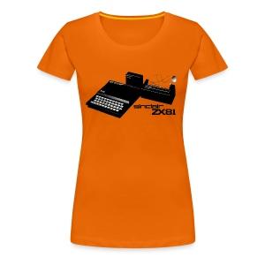Since ZX81 - Women's Premium T-Shirt