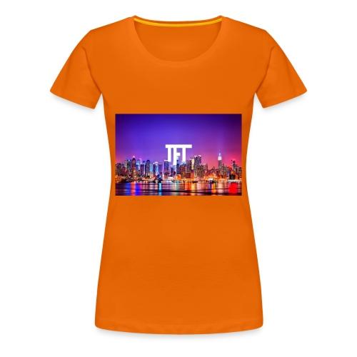 TheFlexTerms City Design - Vrouwen Premium T-shirt