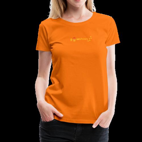 gooseshoes 01 - Frauen Premium T-Shirt