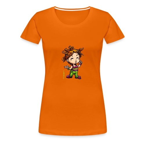 Tolden Happy - T-shirt Premium Femme