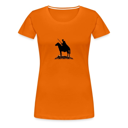 Djigit - Frauen Premium T-Shirt