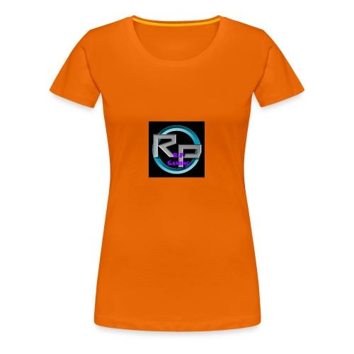 youtube4 logo - Women's Premium T-Shirt