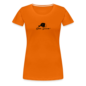 Steve Drewitz Logo - Frauen Premium T-Shirt