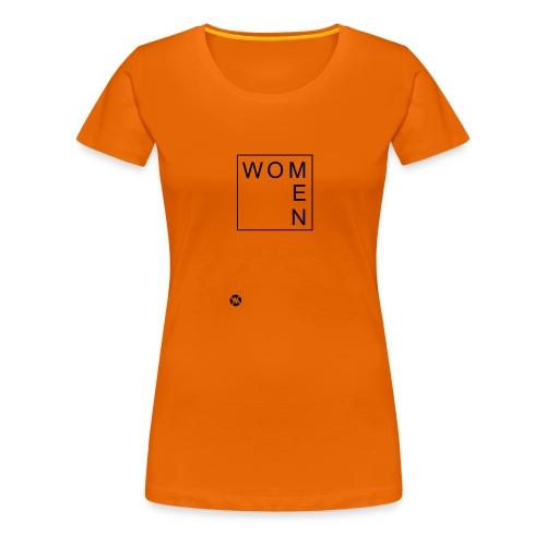 woMen - T-shirt Premium Femme