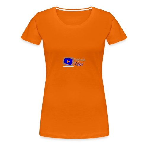 hanuda - Frauen Premium T-Shirt