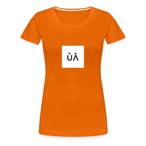 JuuL Clothing - Dame premium T-shirt