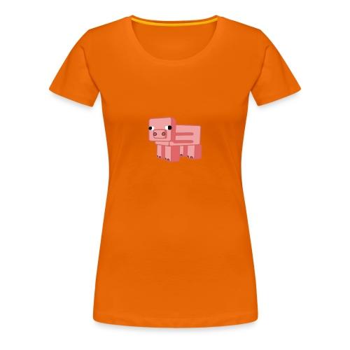 Grise-Ting - Premium T-skjorte for kvinner