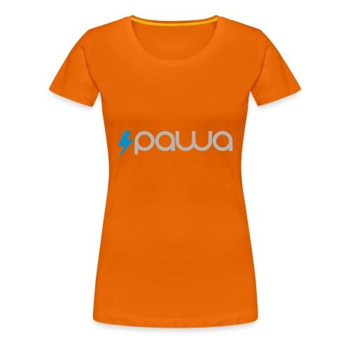 Pawa - T-shirt Premium Femme