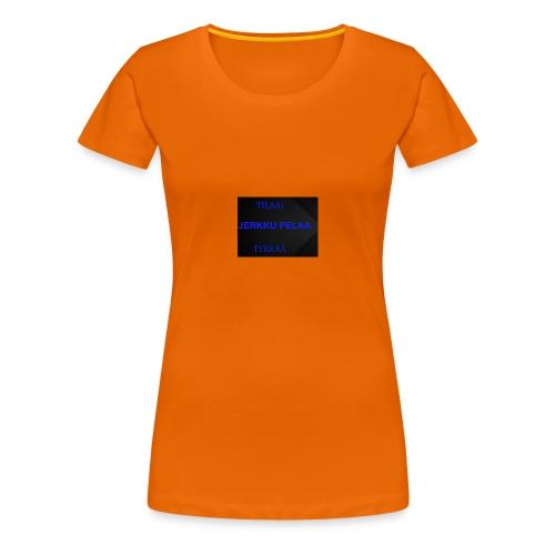 huissi - Naisten premium t-paita